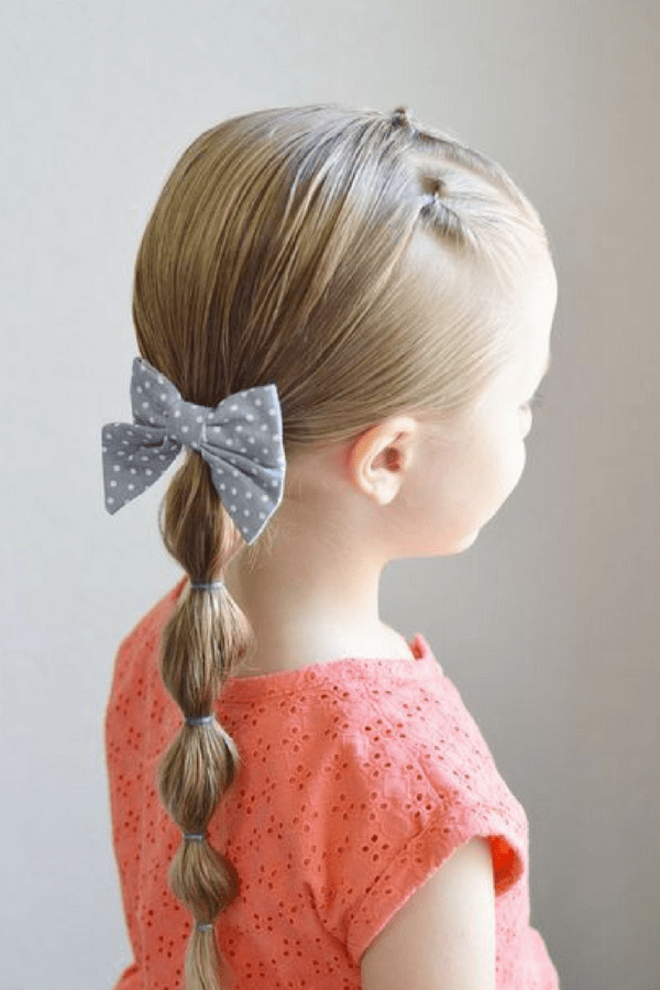 20 Cute Girls Hairstyles Get Your Kids Ready For A Fun