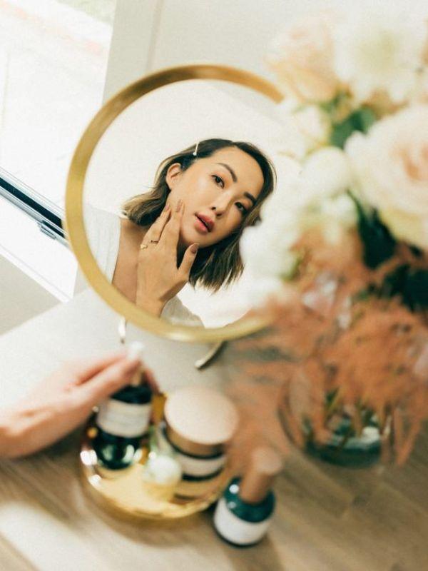 oily skin routine