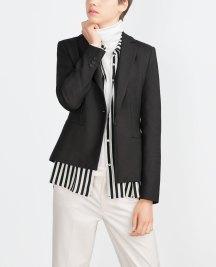 Black Blazer Zara