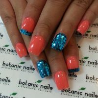 GameDay Nail Art Anyone Can Do | A Girls Guide to Fantasy ...