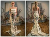 Spring 2016 Wedding Dress Trends - Girls Mag