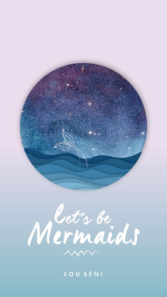 Disney Quote Iphone Wallpaper 夢幻感爆錶!25款超唯美糖果色迪士尼小美人魚wallpaper,與小美人魚暢遊在湛藍的海洋中