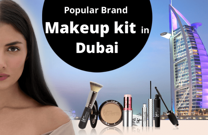 Popular brand makeup kits in Dubai - Girlsnbeauty