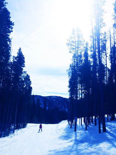 Spring Skiing: {Mother Nature's Secret}