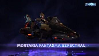 Montaria Fantasma Espectral