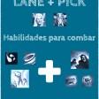 Presença de Lane + PICK