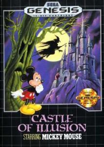Castle_of_illusion_Mickey_mouse sega genesis