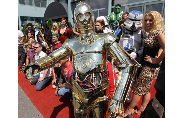 Montreal Comiccon - Image by John Kenney -The Gazette