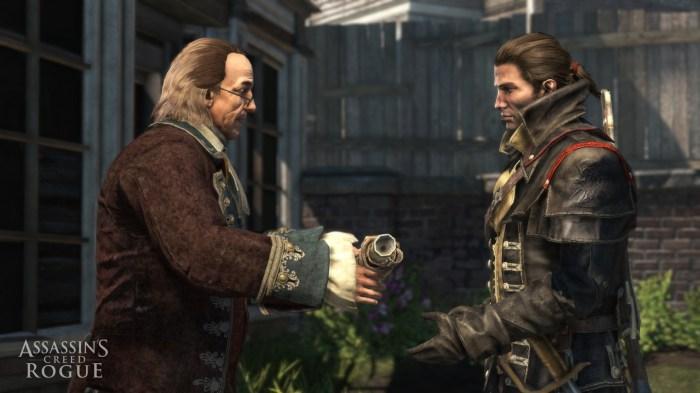 Assassin's Creed Rogue © Ubisoft