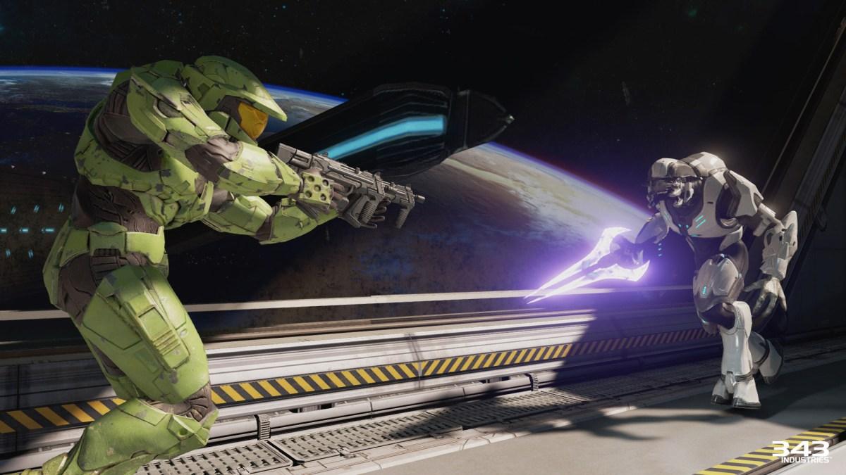 Halo 2 Anniversary MCC - Image by Microsoft Studios
