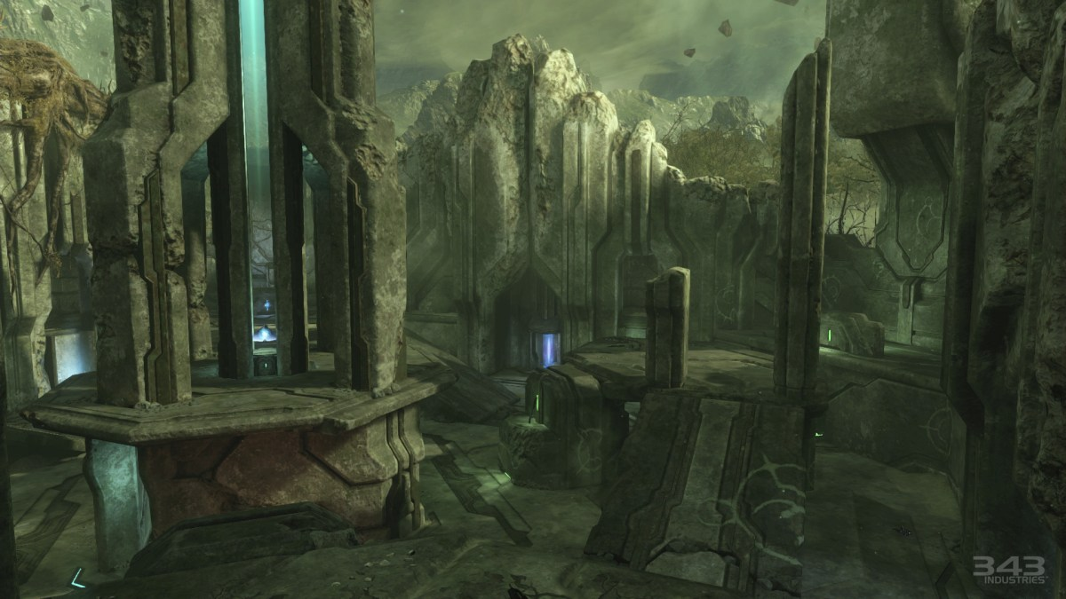 Halo 2 Anniversary Multplayer Shot - Image by Microsoft Studios