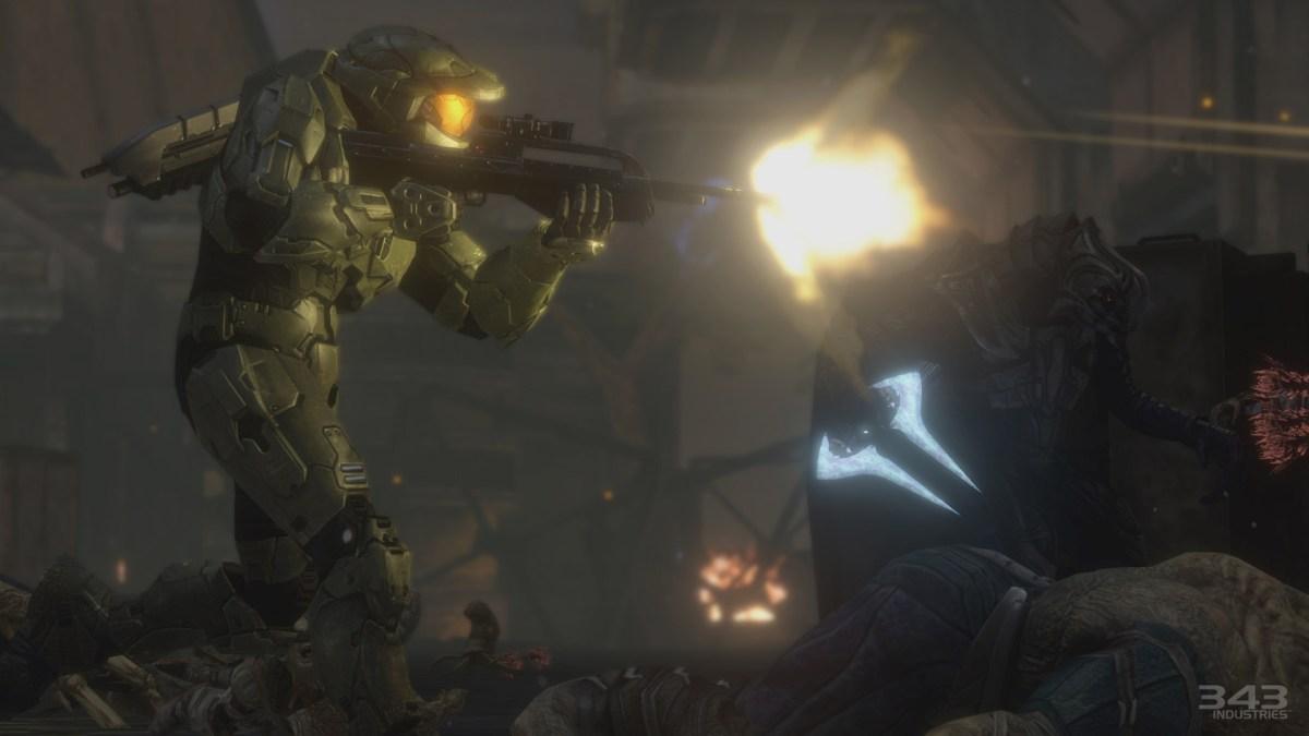 Halo 3 MCC - Image by Microsoft Studios