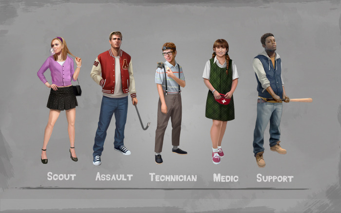 Last Year Survivors - James Matthew Wearing