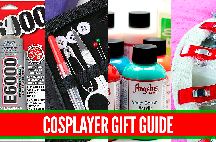 Cosplayer Gift Guide 2014