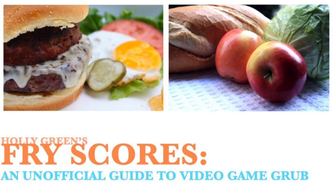 Fry Scores: An Unofficial Guide to Video Game Grub (via iTunes)