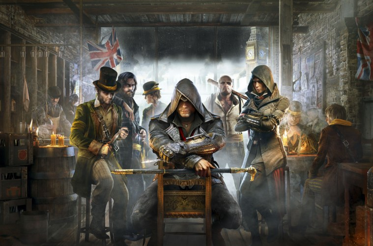 Assassins Creed Syndicate Keyart by Ubisoft Quebec