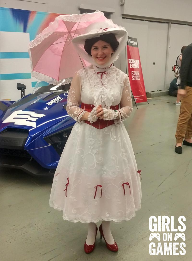 Mary Poppins Cosplay