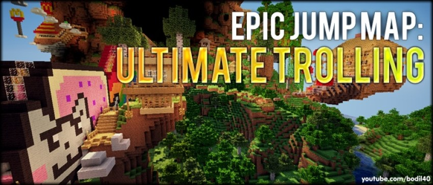 Epic Jump Map Ultimate Trolling