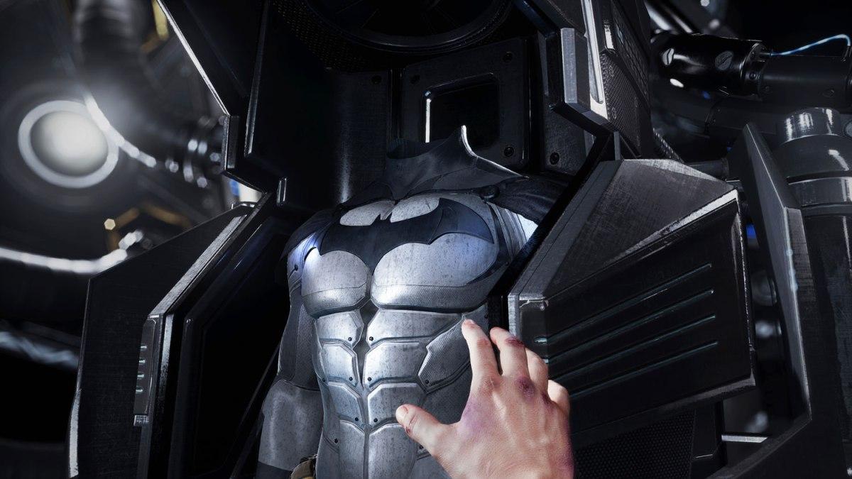 Batman: Arkham VR Screenshot. From PlayStation Canada