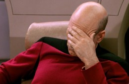 The Iconic Picard Facepalm. From inverse.com