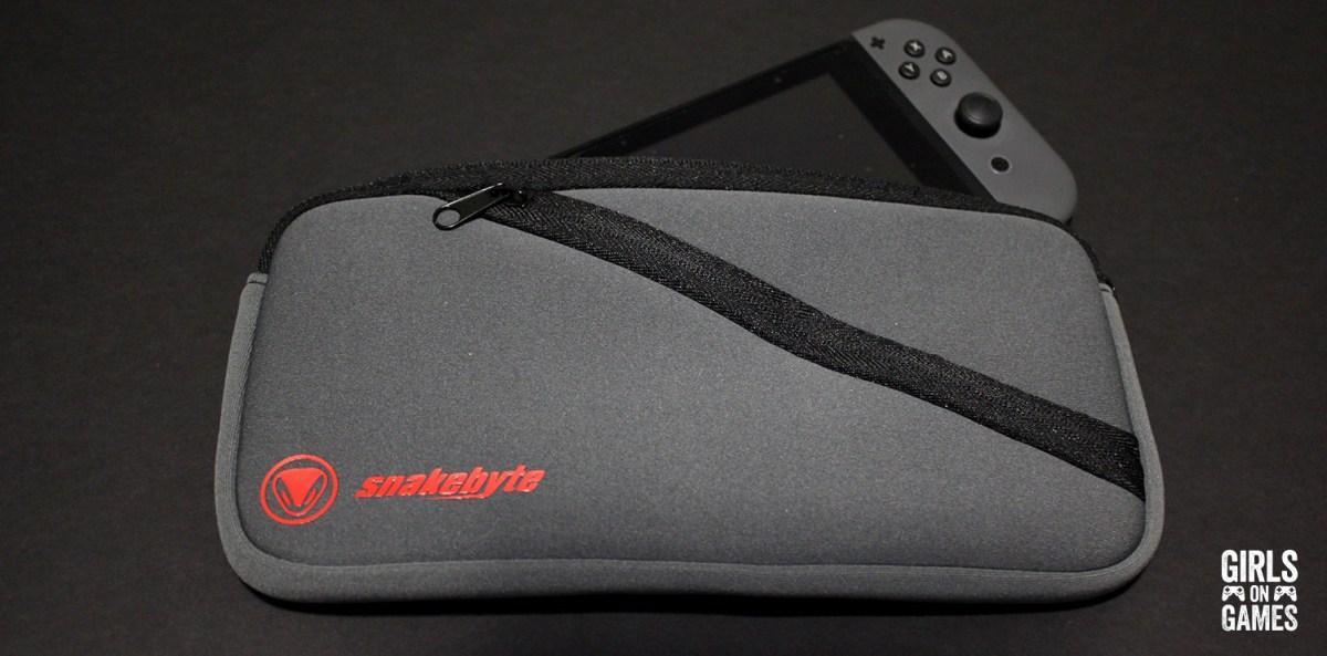 Snakebyte Nintendo Switch Carry:Case