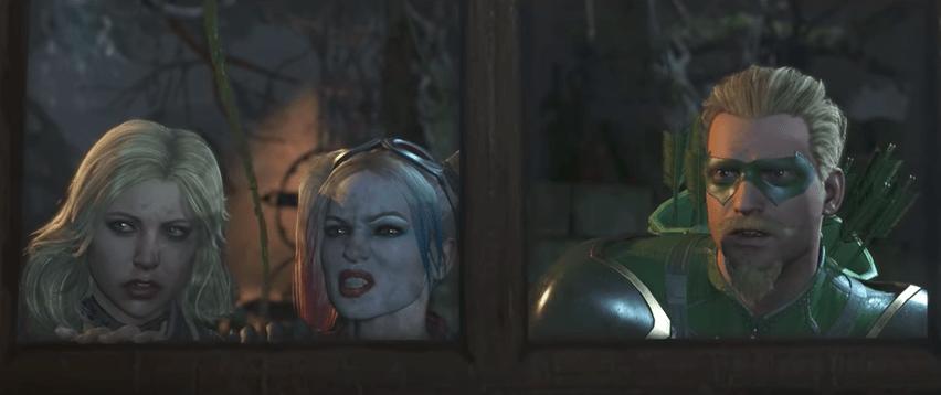 Injustice 2 Cinematic Screenshot (via NetherRealm Studios)