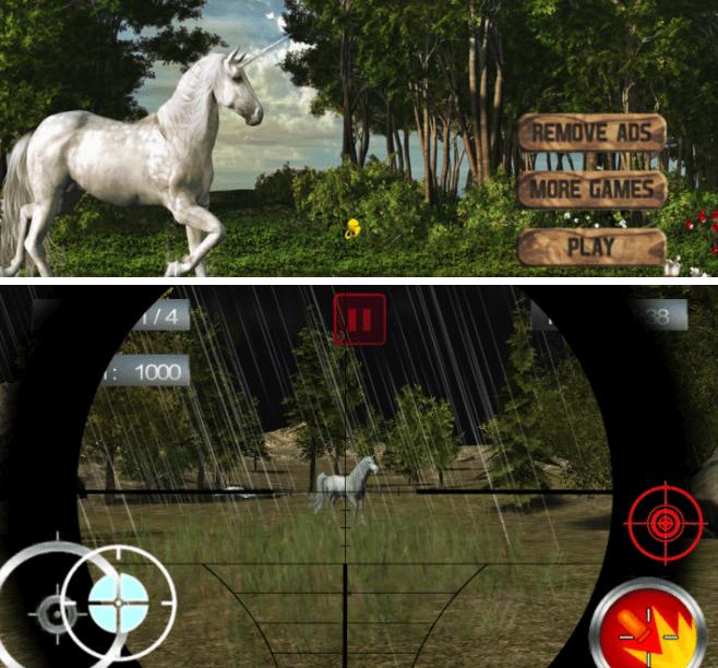 Unicorn Hunt-er Elite Snipe-r Shoot-er