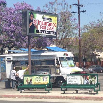 Taco Trucks Feed LA
