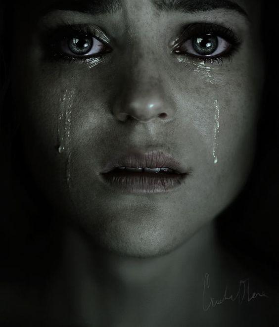 دموع الفراق الحبيب كلمات حزينه عن الفراق صور بنات