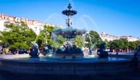 Lisbon Fountain