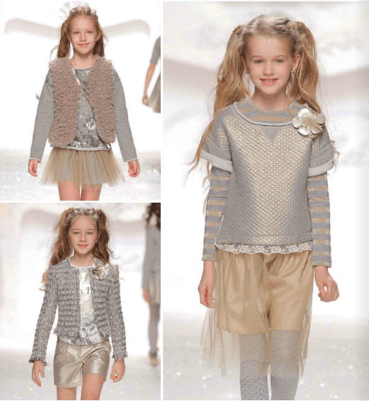TREND ALERT!  Girls FALL 2015 Trend:  SPACE AGE