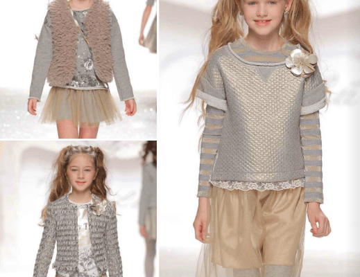 Miss Grant Girls Fall/Winter Runway Show 2015-16