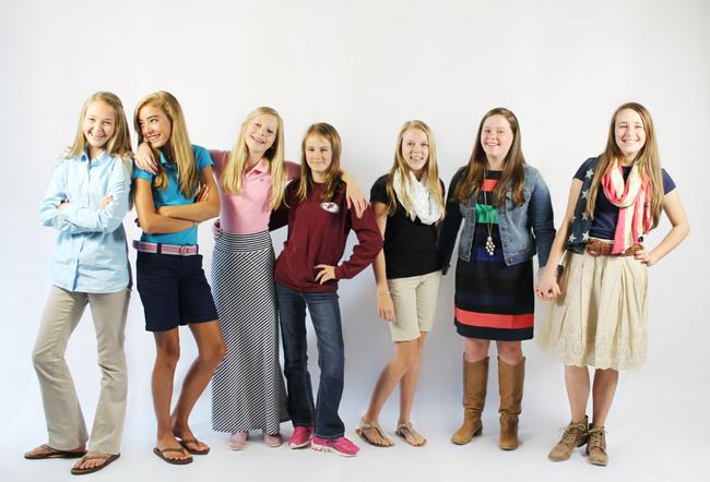 5 Stylish Ways to Break Through the School Dress Code