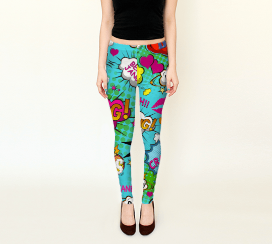 Um, yeah.  Just take our money please.  #Leggings