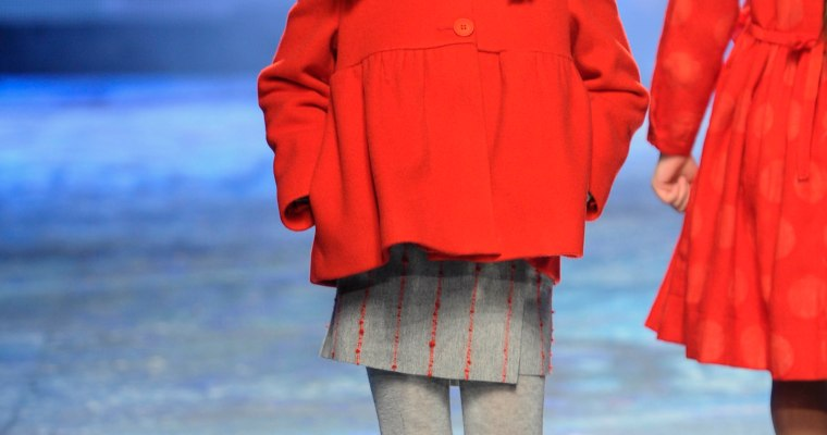 Girls A/W '16-17 Apartment Couture at Pitti Bimbo