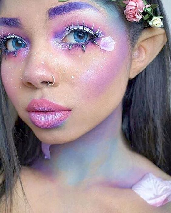 5 Incredible Rainbow Makeup Trends You Must Try