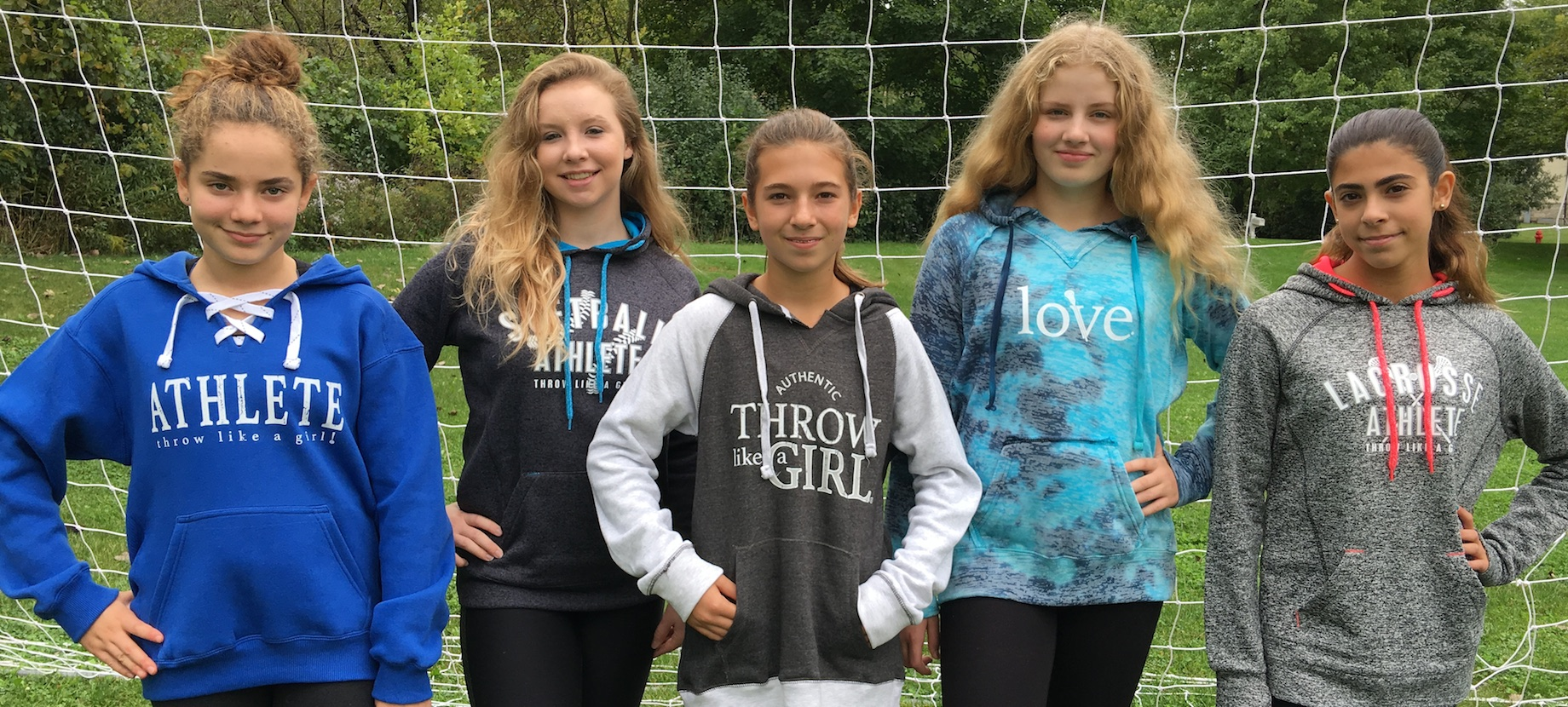 Top Lifestyle & Activewear Brand for Girl Athletes