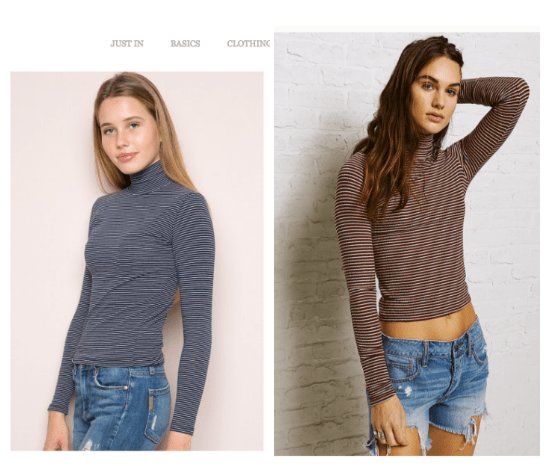 Brandy Melville vs American Eagle: Who Wore it Best?