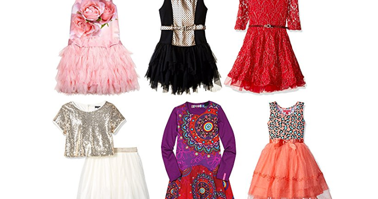 18 Adorable Party Dresses for Tweens