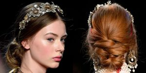 hair style trends, braids, updo