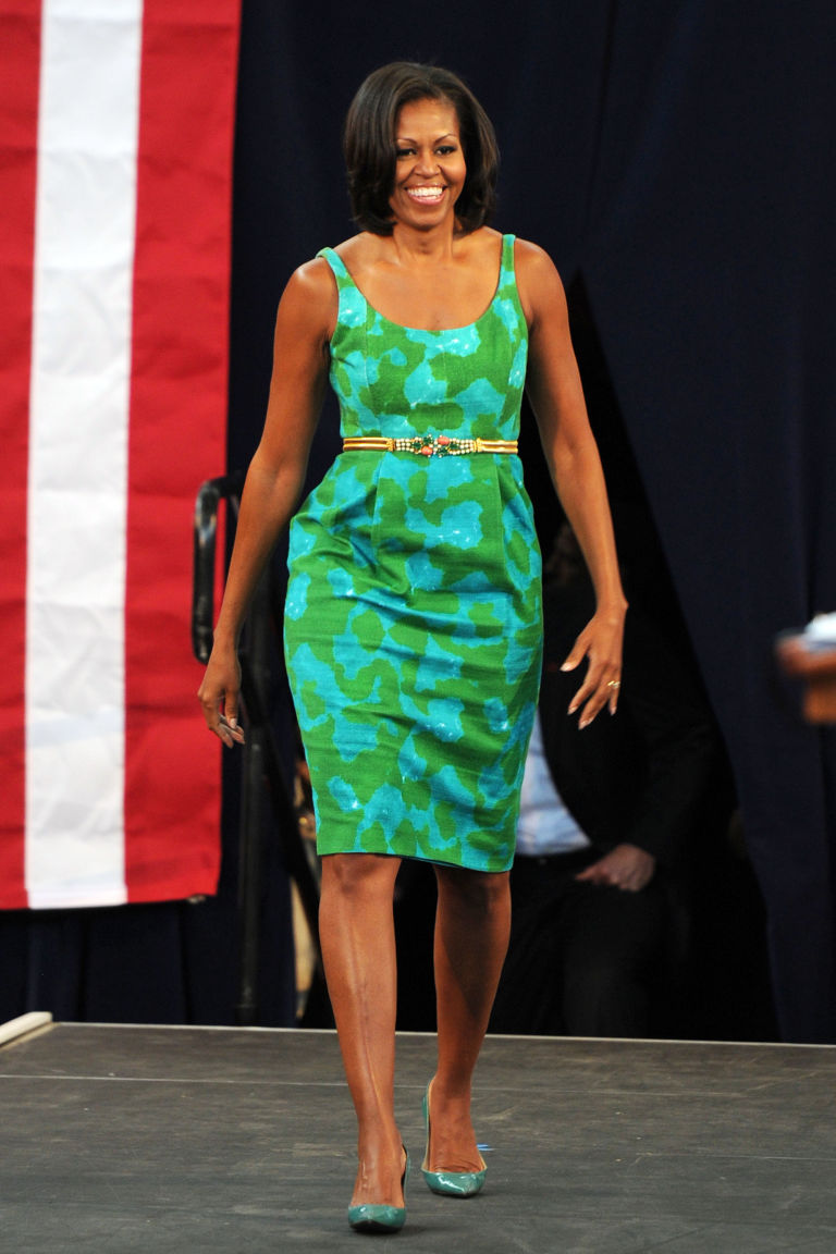 13 Dresses Inspired By Michelle Obama's Style