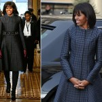 Michelle Obama inauguration suit, dress