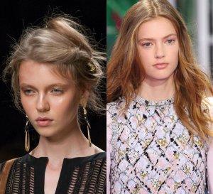 natural hair, natural hair trends, runway styles