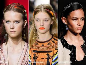 natural hair, natural hair trends, runway styles, hair crowns