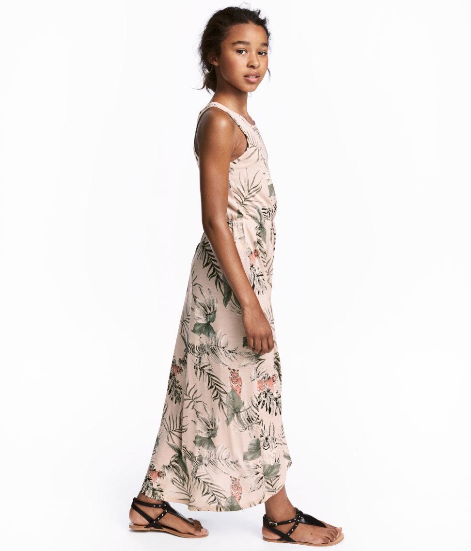 Tween-Maxi-Dresses