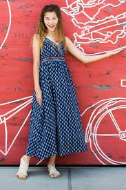 maxi dress outfits for tweens