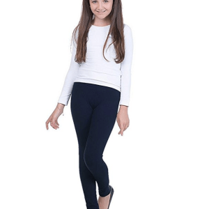 tween girls basic leggings