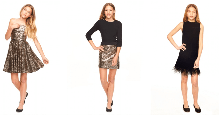 Steal These Looks: Cute Christmas Dresses for Teens and Tweens