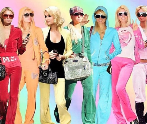 How to Wear Juicy Couture Track Suits in 2018