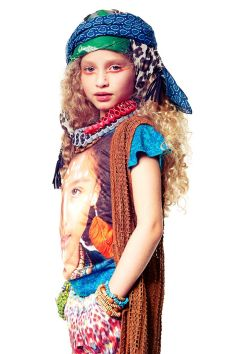 tribal kids theme photoshoot today by British talent team photographer Emma Tunbridge, stylist Gea Pereira and make up by Claire Portman